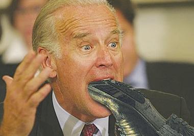 Biden Foot-in-Mouth